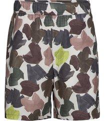 hamilton shorts shorts casual multi/mönstrad wood wood