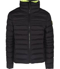 rossignol classic high neck padded jacket
