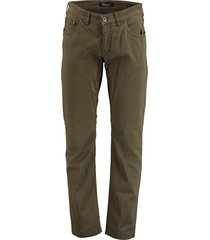 gardeur broek bill-20 mf stretch groen 60241/74