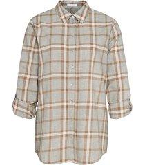 opus geruite blouse fabina classic check