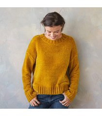 sanctuary moonlight chenille pullover
