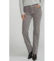 pantalón berlin gris perla canadienne