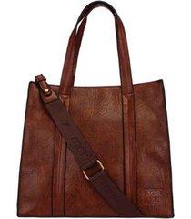 bolsa mormaii shopping bag alongada feminina