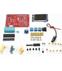 probador de transistores tiristores diodo resistencia capacitancia med