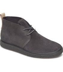 crepetray m desert boots snörskor grå ecco