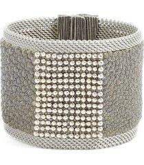 women's cynthia desser wide shimmer stingray bracelet