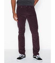 tiger of sweden jeans rex 5 pocket jeans vinröd