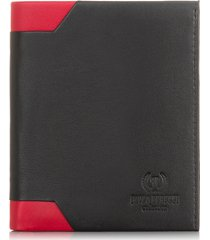 duży portfel męski rfid in-16-red