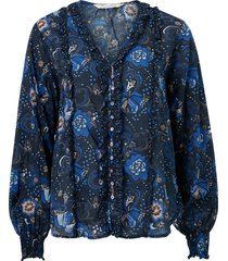 blus doreen blouse