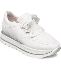 sneaker sneakers skor vit gabor