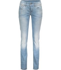 g-star lynn mid skinny - mauro stretch denim