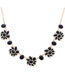 t tahari candied floral necklace