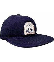 gorra azul buxter harden