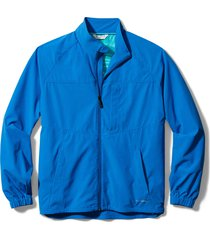 tommy bahama chip shot jacket, size large in turkish sea at nordstrom