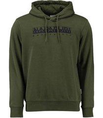hoodie babel groen