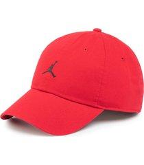 gorra rojo nike jumpman heritage 86