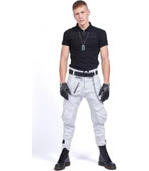 spodnie angel cargo wings jeans