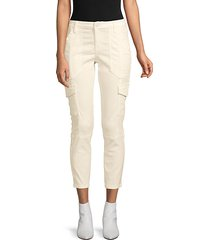 classic cropped pants