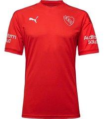 camiseta roja puma independiente oficial 20/21