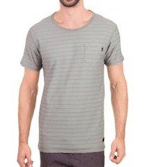 camiseta oakley cold striped masculino