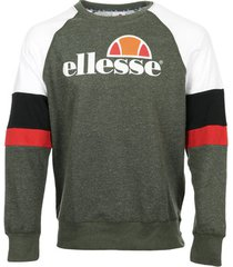 sweater ellesse eh h sws col rond tricolore