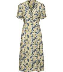 sorrento dress knälång klänning multi/mönstrad odd molly