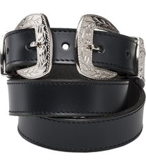cinturón 619 negro bosi