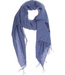 emporio armani k/pixel scarf