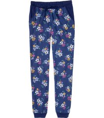 pantaloni pigiama (blu) - bpc bonprix collection