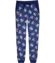 pantaloni pigiama (blu) - bpc bonprix collection