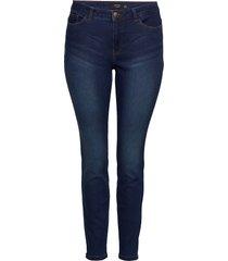 jrfour ss jaime db jeans - k noos skinny jeans blå junarose