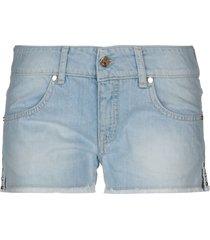 met jeans denim shorts