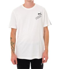 puma amplified tee t-shirt 583510.02