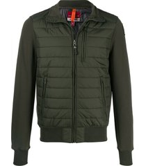 parajumpers elliot padded jacket - green