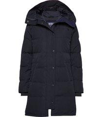 ida jacket fodrad rock blå svea