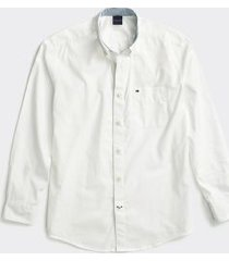 tommy hilfiger men's adaptive regular fit solid shirt bright white - xxl
