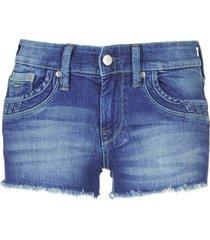 korte broek pepe jeans ripple short