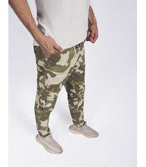 pantalon pmp jogger cargo camuflado