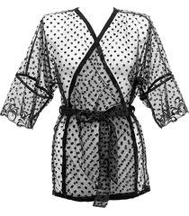 dots kimono