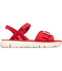camper oruga, sandali donna, rosso , misura 42 (eu), k200631-010