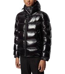 boss men's domar regular-fit down jacket