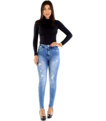 calça jeans sawary legging super lipo