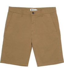 nn07 khaki crown shorts 1004-100