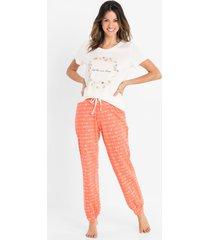 pyjama met biologisch katoen (2-dlg.)