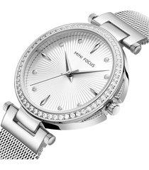 reloj mini focus mf0194l-3 para mujer-plata