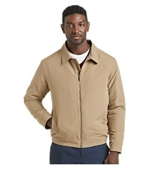 traveler collection traditional fit travelpro jacket - big & tall clearance