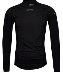active extreme x wind ls m t-shirts long-sleeved zwart craft