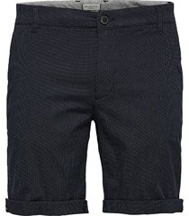 korte broek paris donkerblauw