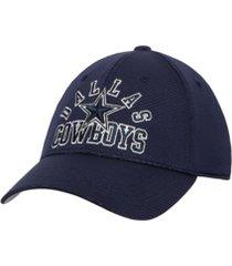 authentic apparel dallas cowboys buttonwood flex cap