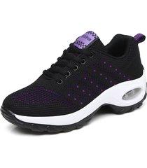 zapatos de plataforma, zapatos casuales, mujeres.